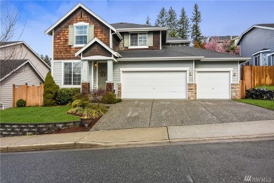 Snohomish Single Family Home For Sale: 1804 Weaver Wy