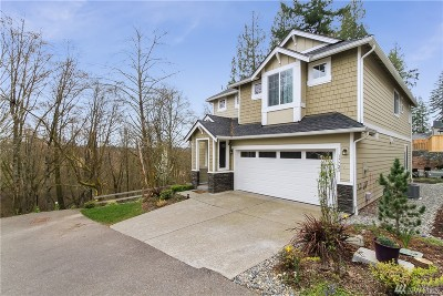 Bothell Single Family Home For Sale: 17723 3rd Ave SE