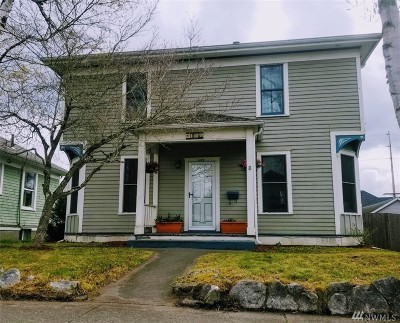 Bellingham Single Family Home Sold: 1406 H St