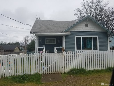 Mason County Single Family Home For Sale: 1320 Division St