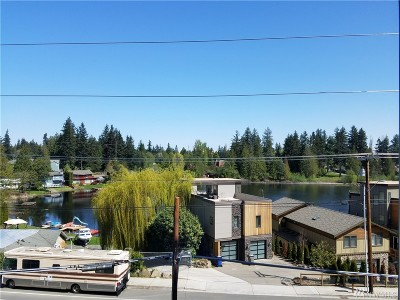 Mountlake Terrace Condo/Townhouse For Sale: 21201 58th Ave W #3