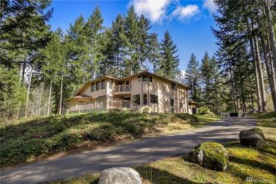 Olympia Single Family Home For Sale: 6644 Arnesen Lane SW