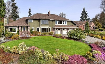 Puyallup Single Family Home For Sale: 11402 136th Ave E