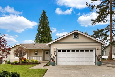 Blaine Single Family Home Sold: 8114 Quinault Rd