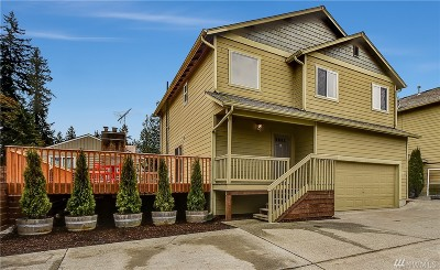 Lynnwood Single Family Home For Sale: 15329 2nd Ave W #A