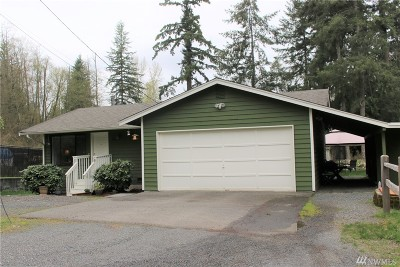 Snohomish Single Family Home For Sale: 9519 52nd St SE