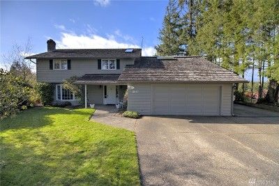 Shelton WA Single Family Home Sold: $422,500