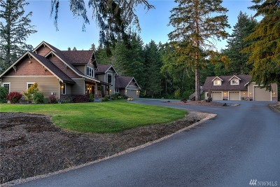 Olympia WA Single Family Home For Sale: $1,145,000