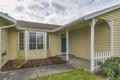 Anacortes WA Single Family Home Pending: $369,000