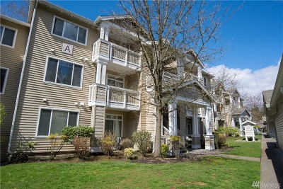 Bothell Condo/Townhouse For Sale: 15300 112th Ave NE #A-310