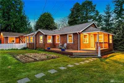 Edmonds Single Family Home For Sale: 22626 84th Ave W
