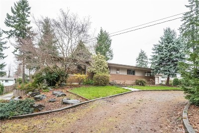 Kent Single Family Home For Sale: 13518 SE 268th St