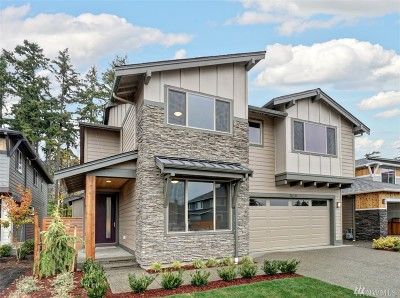 Bonney Lake WA Single Family Home Contingent: $481,435