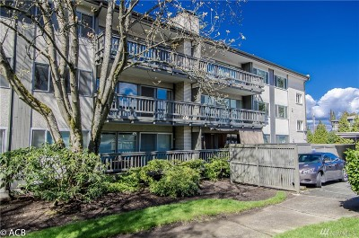 Condo/Townhouse Sold: 2500 81st Ave SE #121