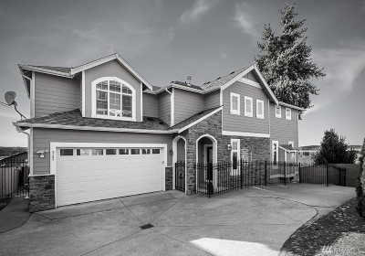 Renton Single Family Home For Sale: 323 Renton Ave S