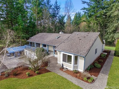 Lake Tapps WA Single Family Home For Sale: $465,000