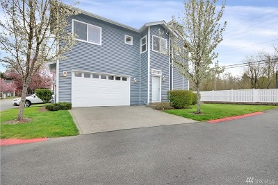 Puyallup Condo/Townhouse For Sale: 6514 127th St Ct E