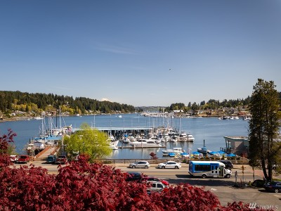 Gig Harbor Condo/Townhouse For Sale: 9003 Franklin Ave