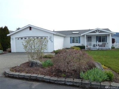 Orting Single Family Home For Sale: 304 Willow St SW