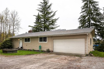 Snohomish Single Family Home For Sale: 9626 56th St SE