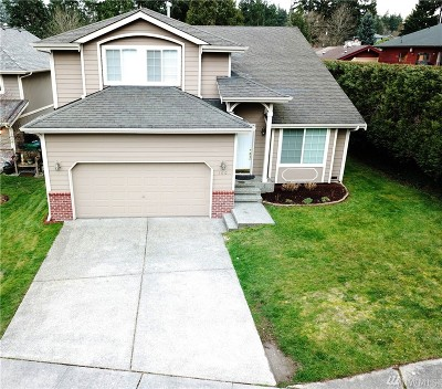 Bothell Single Family Home For Sale: 100 172 Place SE