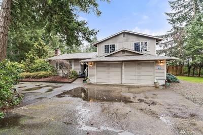 Graham WA Single Family Home For Sale: $464,999