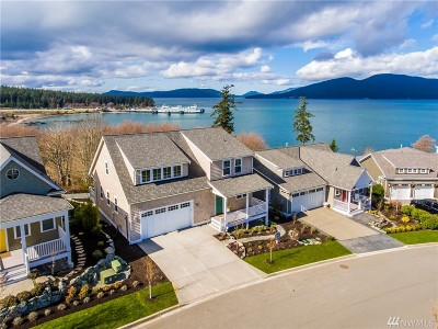 Anacortes Single Family Home For Sale: 4612 Cutter Dr