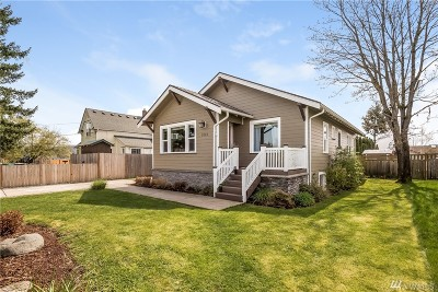 Enumclaw Single Family Home For Sale: 2820 Christianson Ave