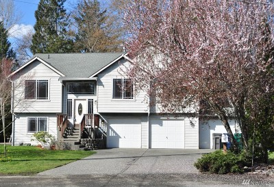 Lynnwood Single Family Home For Sale: 15225 23rd Place W