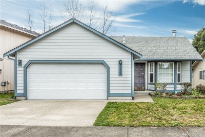 Lacey Single Family Home For Sale: 5520 James St SE