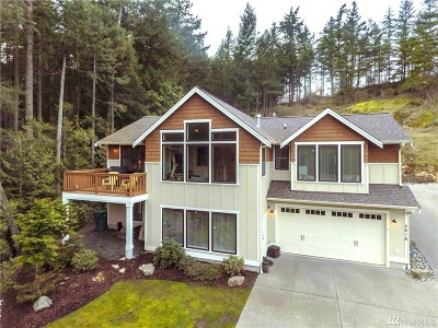 Skagit County Single Family Home Pending: 2616 Berentson Ct