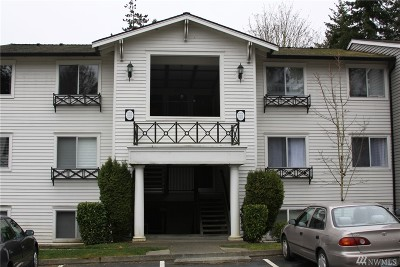 Lynnwood Condo/Townhouse For Sale: 15415 35th W #D204