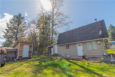 Mason County Single Family Home Sold: 101 NE Harpoon Dr