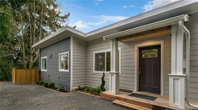 Tukwila Single Family Home For Sale: 12830 37th Ave S