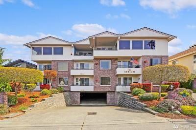 Edmonds Condo/Townhouse For Sale: 229 3rd Ave S #202