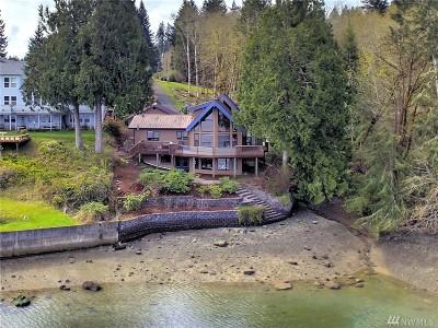 Shelton Single Family Home For Sale: 71 SE Teagle Dr