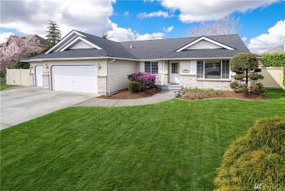 Lynden Single Family Home Pending Inspection: 1737 Bridgeview Ct
