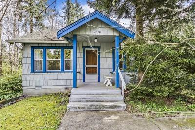 Shoreline Single Family Home For Sale: 19028 18th Ave NE