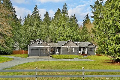 Langley Single Family Home Pending Inspection: 4878 Aquila Dr