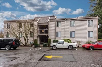 Bellevue Condo/Townhouse For Sale: 14625 NE 34th St #G18