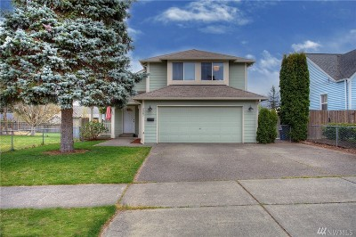 Tacoma Single Family Home For Sale: 4907 N Bristol