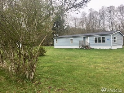Sedro Woolley Single Family Home Pending Inspection: 8057 Nicholson Rd