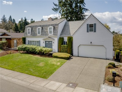Federal Way Single Family Home For Sale: 31401 36th Ave SW