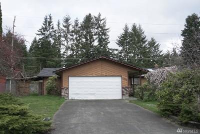 Tacoma Single Family Home For Sale: 1405 152nd St Ct E