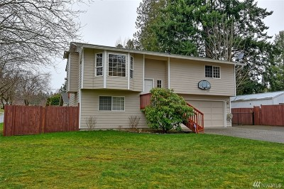 Edmonds Single Family Home For Sale: 15810 56th Ave W