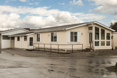 Bellingham Mobile Home Sold: 1200 Lincoln St #120