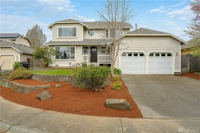 Maple Valley Single Family Home For Sale: 22916 SE 281st Place