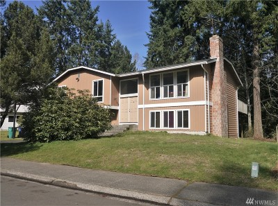 Kirkland Single Family Home For Sale: 10408 NE 136th Place