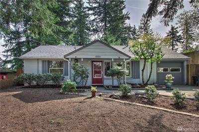 Mountlake Terrace Single Family Home For Sale: 21703 55th Ave W