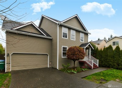 Renton Single Family Home For Sale: 1628 Monroe Ave NE